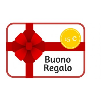 Gift Card 15 €