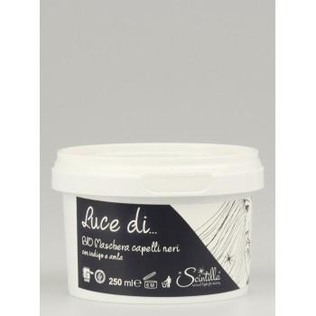 Maschera per Capelli Neri Scintilla Cosmetics