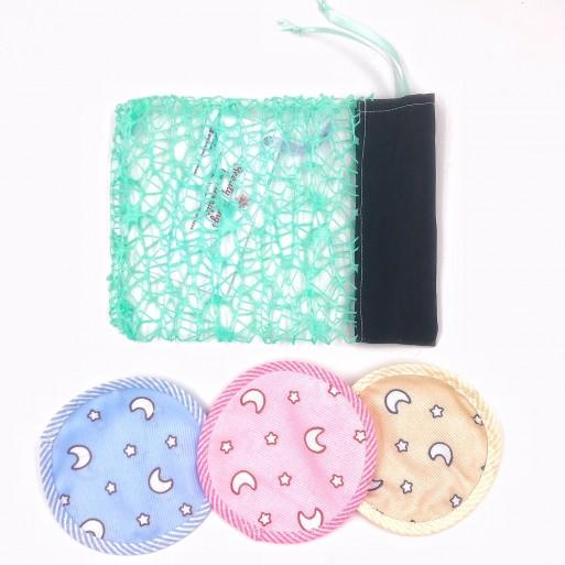 Set Mini Pad lavabili per l'applicazione del tonico Beauty Things Handmade