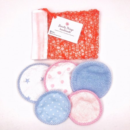Set Speciale Prova 5 pad MistiEcologici - Beauty Things Handmade
