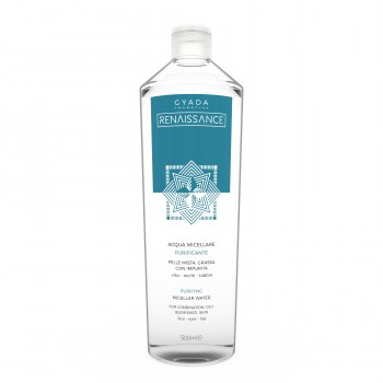 Acqua Micellare Purificante - Gyada Cosmetics