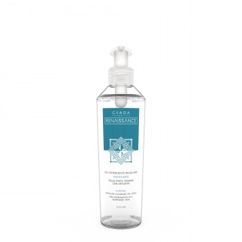 Gel Detergente Micellare Purificante - Gyada Cosmetics