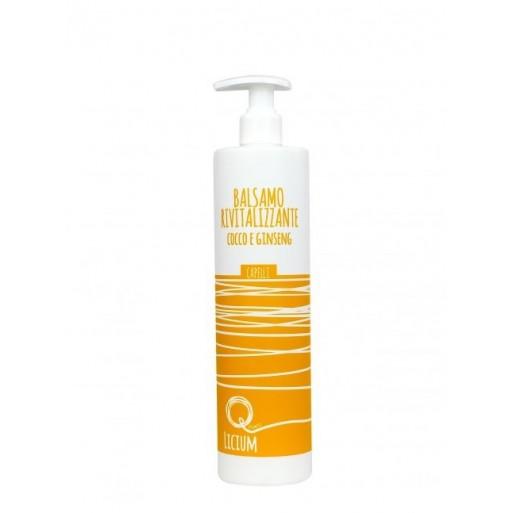 Balsamo Rivitallizante Cocco e Ginseng CONFEZIONE RISPARMIO - Quantic Licium