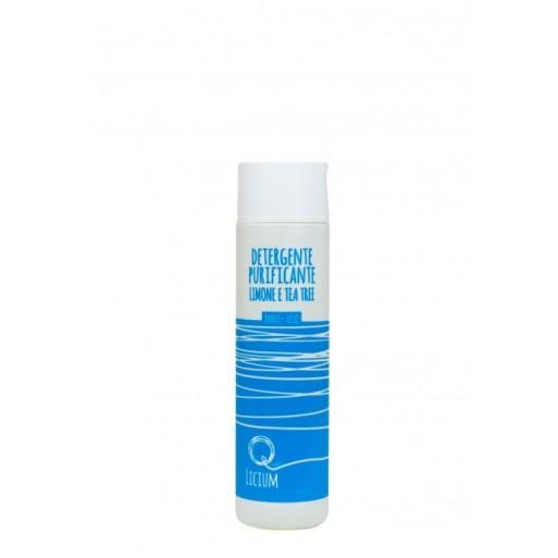 Detergente Purificante Limone e Tea Tree Quantic Licium