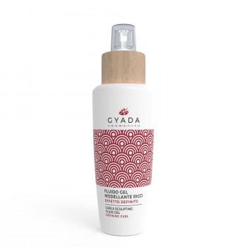 Fluido Gel Modellante Ricci – Effetto definito - Gyada Cosmetics