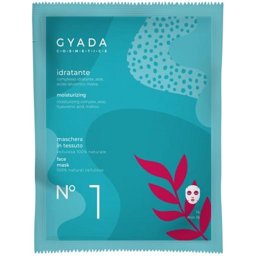 Maschera Idratante in Cellulosa - Gyada Cosmetics