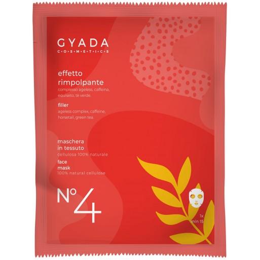 Maschera Rimpolpante in Cellulosa - Gyada Cosmetics