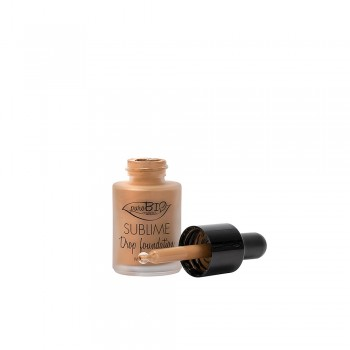 Sublime Drop Foundation 06 - Purobio