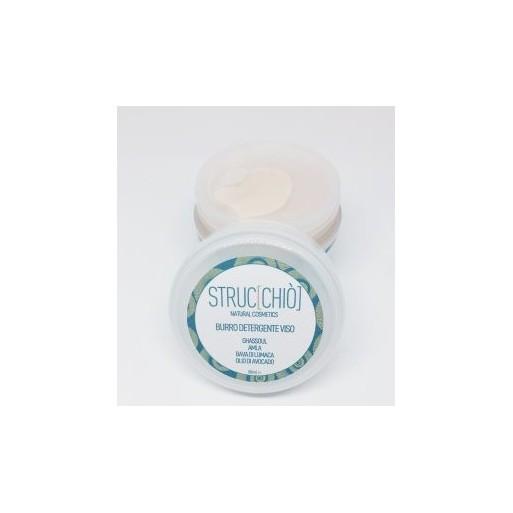 STRUC[CHIÒ] 50 ml burro detergente viso