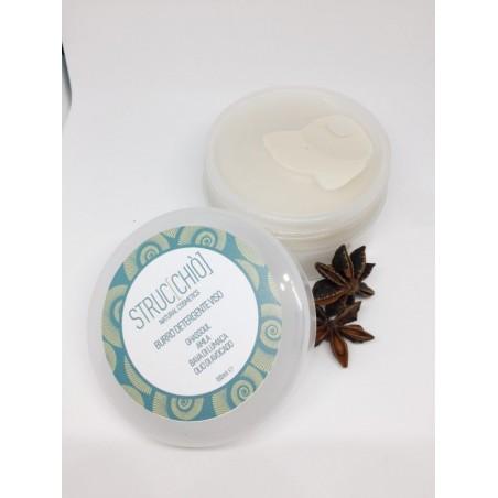 STRUC[CHIÒ] 100 ml burro detergente viso - CHIò Cosmesi
