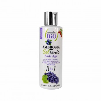 AMBROSIA GEL TONIC ANTI AGE – PARENTESI BIO
