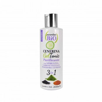 CENERINA GEL TONIC PURIFICANTE – PARENTESI BIO