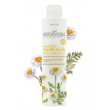 Shampoo Capelli e Cute Secchi alla Camomilla - Maternatura