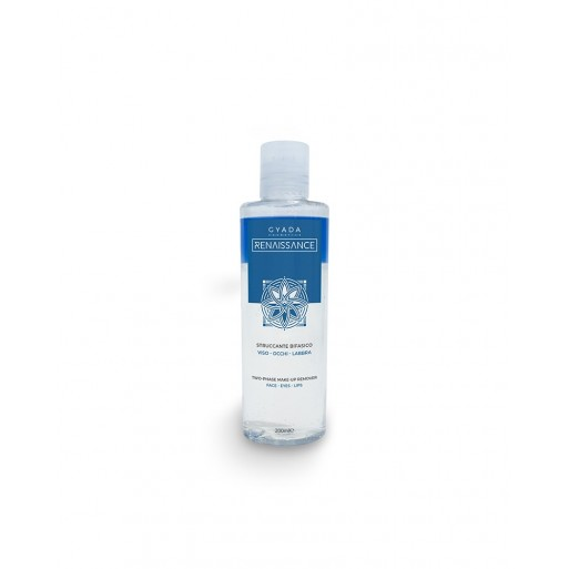 STRUCCANTE BIFASICO VISO-OCCHI-LABBRA - Gyada Cosmetics