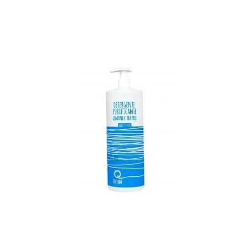 Detergente Purificante Limone e Tea Tree CONFEZIONE RISPARMIO  Quantic Licium