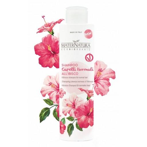 Shampoo al Cisto per Capelli Grassi/con Forfora Maternatura