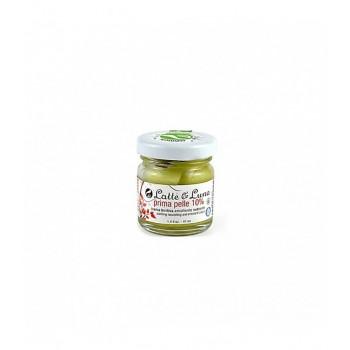 Prima Pelle 10% Crema lenitiva emolliente nutriente - Latte e Luna