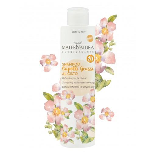 Shampoo all'Enothera per Capelli Fini/Sfibrati Maternatura