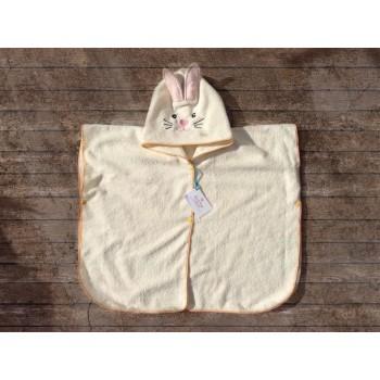 Accappatoio per bimbi Coniglietto - Beauty Things Handmade