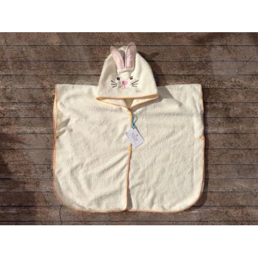 Fascia per Capelli Coniglio Bianco Le Coccolose Beauty Things Handmade