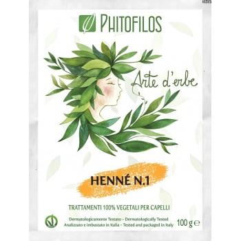 Hennè Rosso n. 1 - Phitofilos