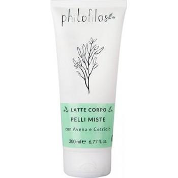 Latte Corpo Pelli Miste - Phitofilos