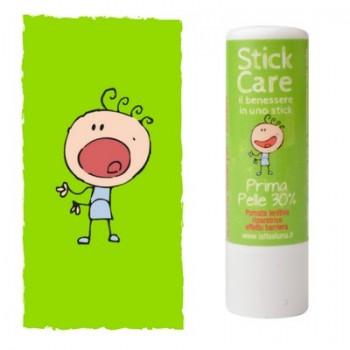 Stick Prima Pelle 30% Pomata lenitiva riparatrice effetto barriera - Latte e Luna