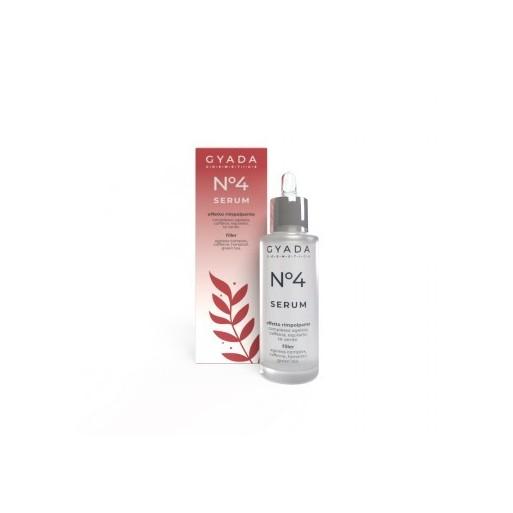Siero Viso N. 4 Effetto Rimpolpante - Gyada Cosmetics