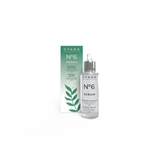 Siero Viso N. 6 Purificante / Pelli Grasse - Gyada Cosmetics