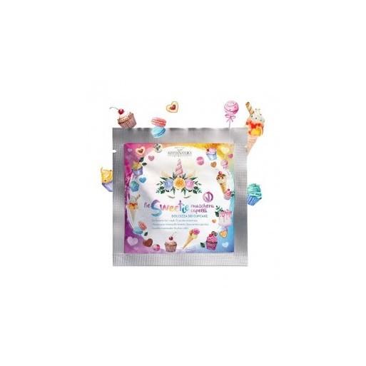 Be Sweetie – Maschera Capelli Dolcezza dei Cupcake - Maternatura