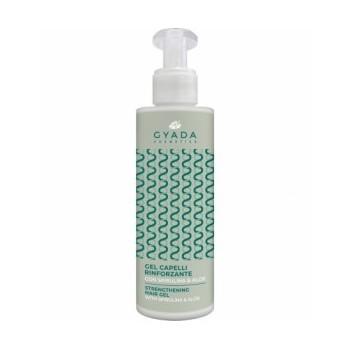 Gel Capelli Rinforzante Con Spirulina & Aloe - Gyada Cosmetics
