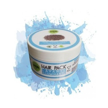 Impacco Lavante Illuminante - Hair Pack Acqua – ANARKHIA BIO