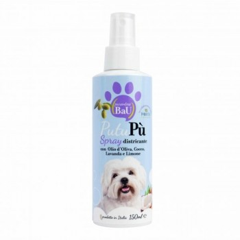 PUTUPÙ SPRAY DISTRICANTE PROFUMATO QUOTIDIANO PER CANE - Parentesi Bio