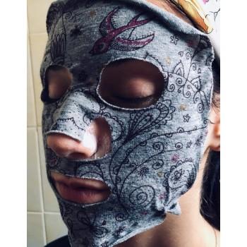 Maschera in Tessuto Riutilizzabile - Beauty Things Handmade