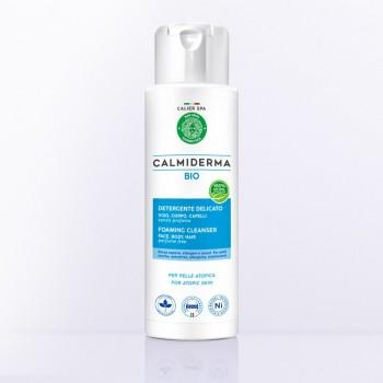 Detergente Ultradelicato viso corpo e capelli Calmiderma - Calier Spa