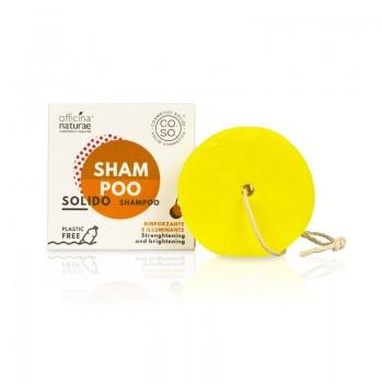 Shampoo Solido Rinforzante e Illuminante Co.So - Officina...