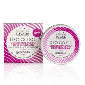 Deodorante Solido Sciccoso Co.So. - Officina Naturae
