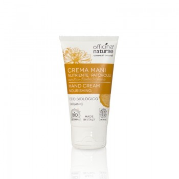 Crema Mani Nutriente Patchouli - Officina Naturae