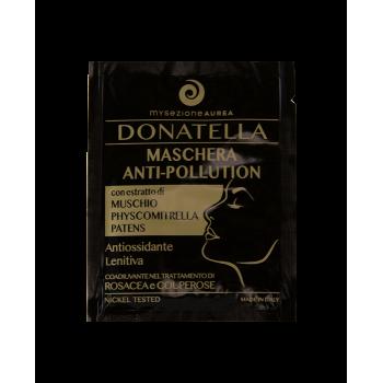 Donatella - Maschera Viso Monouso Anti-Pollution,...