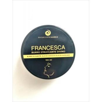 Francesca - Burro Struccante - My Sezione Aurea
