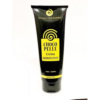 Choco Pelle - Crema Abbronzante Viso e Corpo - My Sezione Aurea