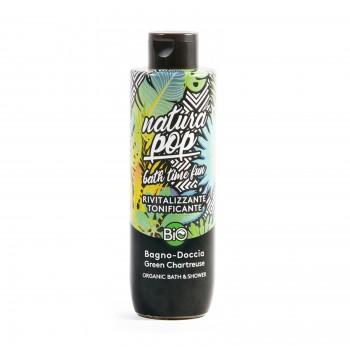 Bagnodoccia rivitalizzante antistress Green Chartreuse -...