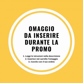 OMAGGIO - Sapone Antiossidante Mini Taglia - Domus Olea Toscana