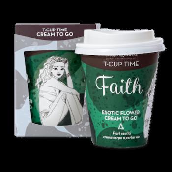 FAITH CREAM TO GO - Crema Corpo Fiori Esotici - Latte e Luna
