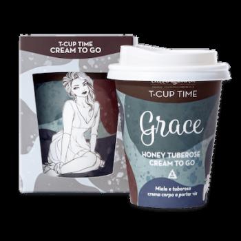 GRACE CREAM TO GO - Crema Corpo Miele e Tuberosa - Latte...