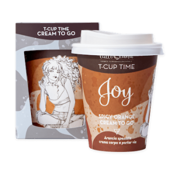JOY CREAM TO GO - Crema Corpo Arancia Speziata - Latte e...