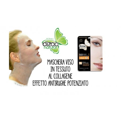 Boto Mask al Collagene 3D Dizao Natural