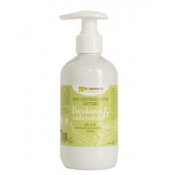 Detergente Intimo Bardana e Calendula La Saponaria