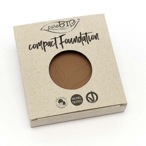 Fondotinta Compatto 05 - REFILL Purobio Cosmetics