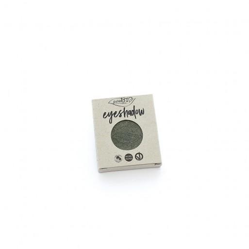 Ombretto Compatto Shimmer Grigio Intenso 19 Purobio